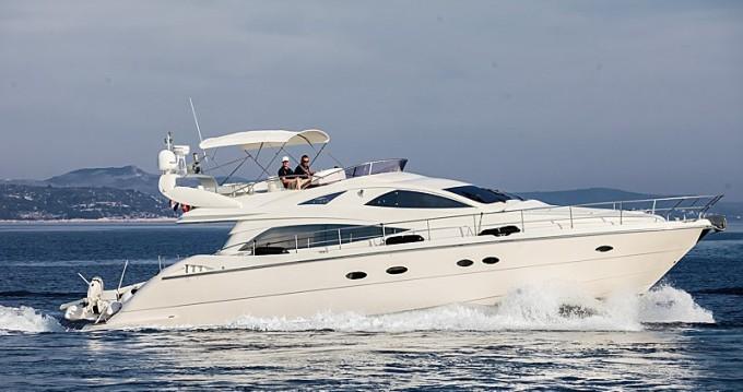 Rental Motorboat in Šibenik - Aicon Aicon 56 S Fly