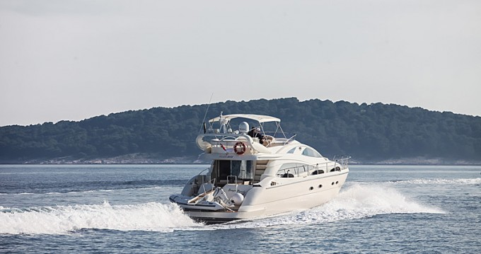 Hire Motorboat with or without skipper Aicon Šibenik