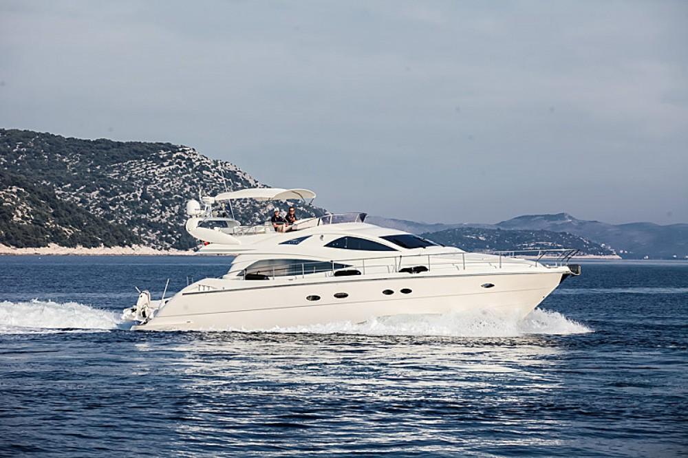 Motor boat for rent Sibenik at the best price