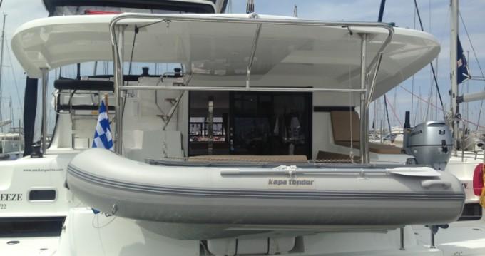 Boat rental Préveza cheap Lagoon 42