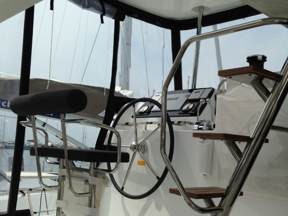 Rental Catamaran in Preveza - Lagoon Lagoon 42