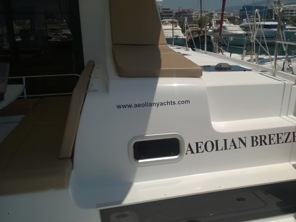 Boat rental Lagoon Lagoon 42 in Preveza on Samboat