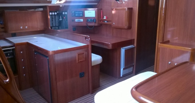 Boat rental Athens cheap Ocean Star 56.1
