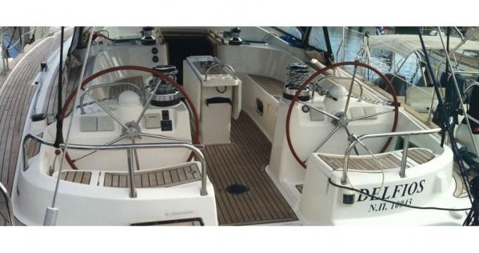 Rental Sailboat in Athens - Ocean Ocean Star 56.1
