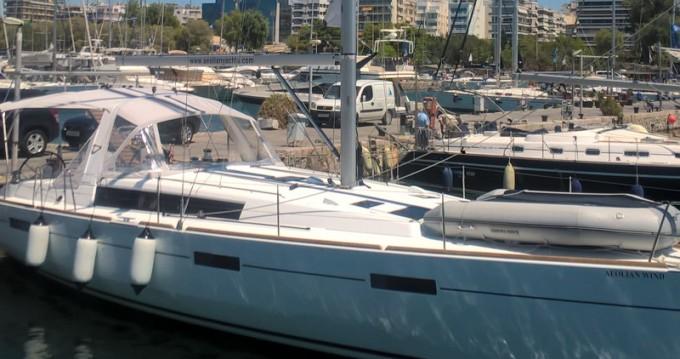Rental yacht Préveza - Bénéteau Oceanis 45 on SamBoat