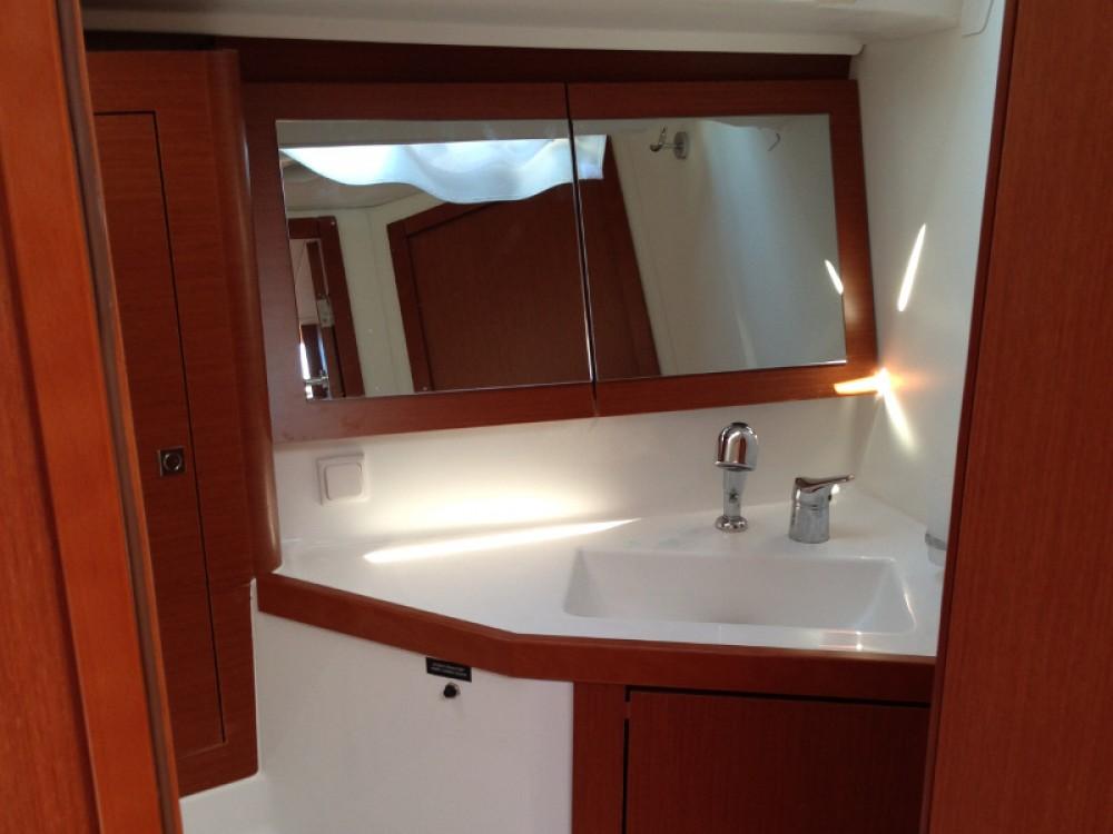 Boat rental PREVEZA MARINA cheap Oceanis 45