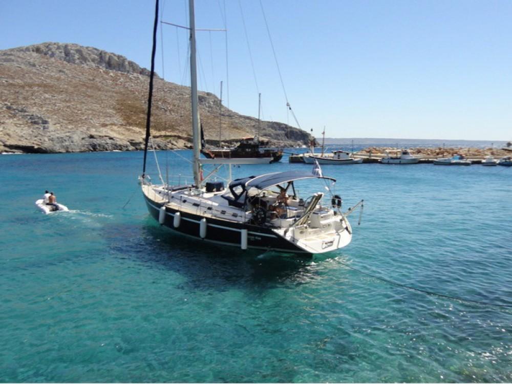 Boat rental Alimos Marina cheap Ocean Star 56.1