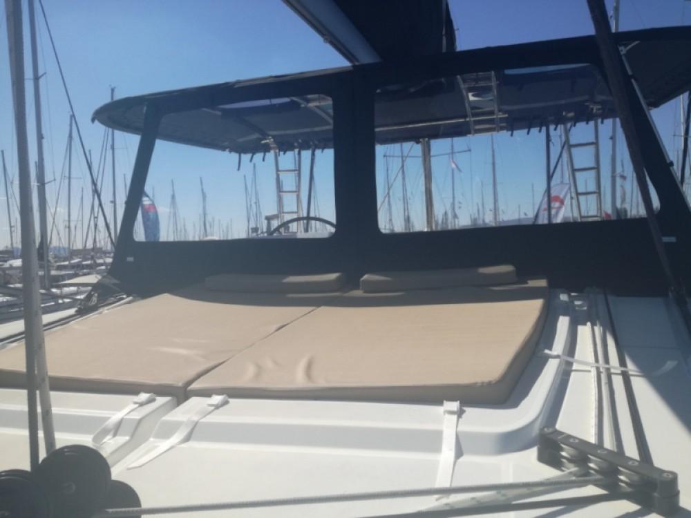 Rent a Lagoon Lagoon 450 Flybridge PREVEZA MARINA