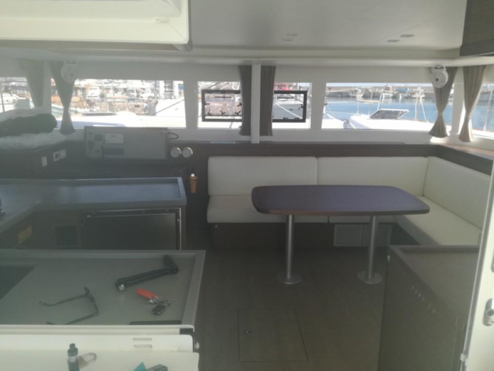 Rental yacht PREVEZA MARINA - Lagoon Lagoon 450 Flybridge on SamBoat