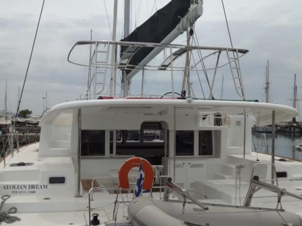 Catamaran for rent PREVEZA MARINA at the best price