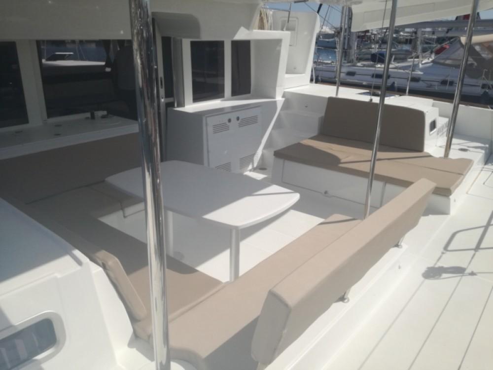 Rental Catamaran in PREVEZA MARINA - Lagoon Lagoon 450 Flybridge