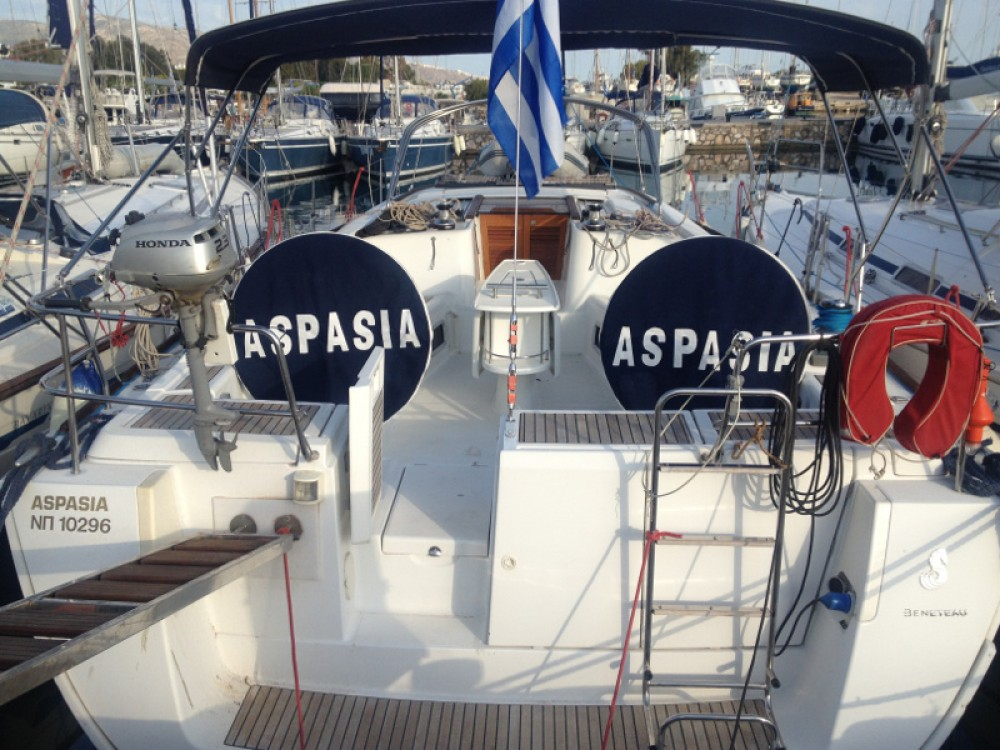 Rental Sailboat in Alimos Marina - Bénéteau Oceanis 46