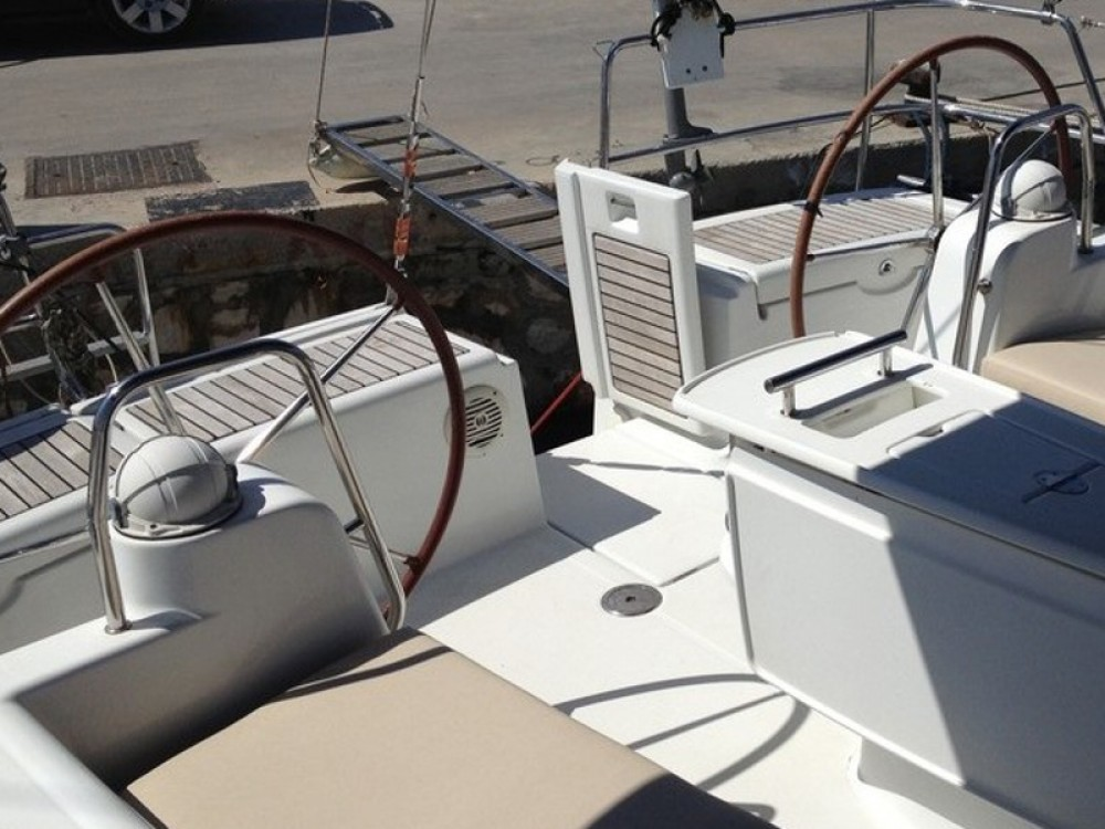 Rental yacht  - Bénéteau Oceanis 46 on SamBoat