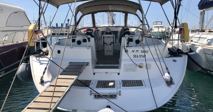 Boat rental Ocean Ocean Star 56.1 in  on Samboat