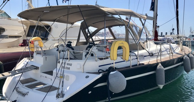 Boat rental  cheap Ocean Star 56.1