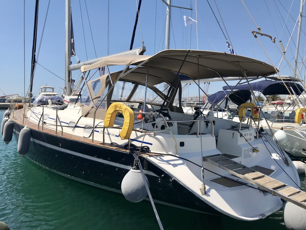 Hire Sailboat with or without skipper Ocean Laurium