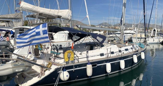 Boat rental Ocean Ocean Star 51.2 in Lávrio on Samboat