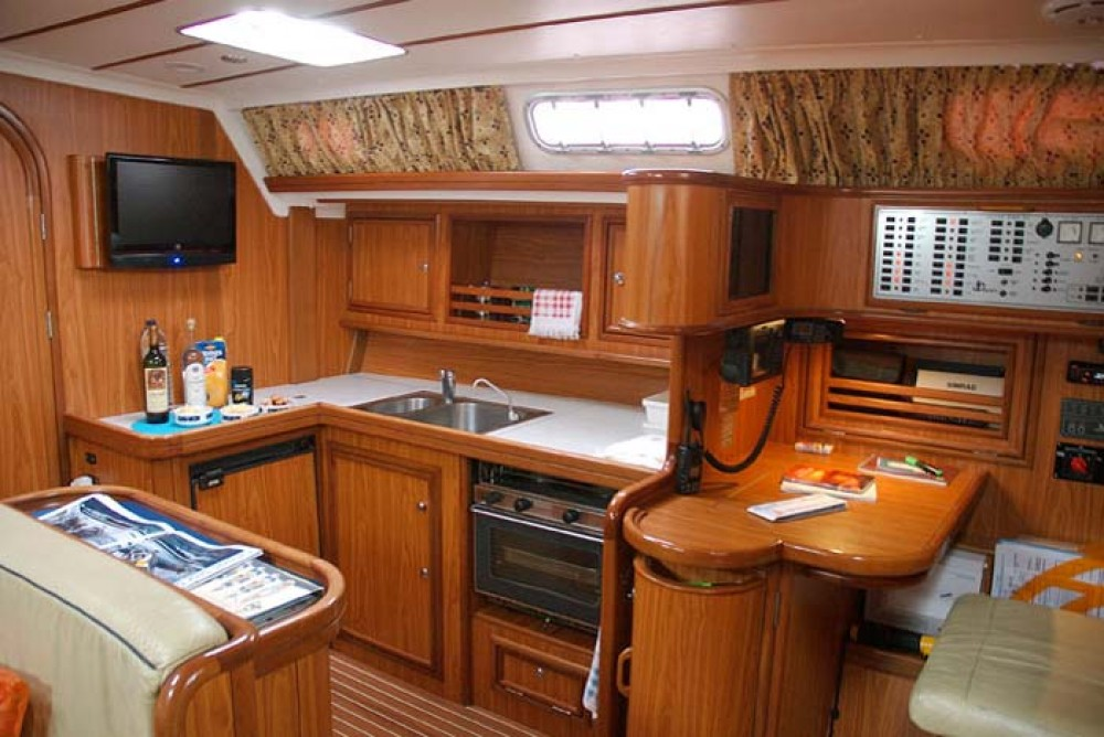 Hire Sailboat with or without skipper Ocean Olympic Marina
