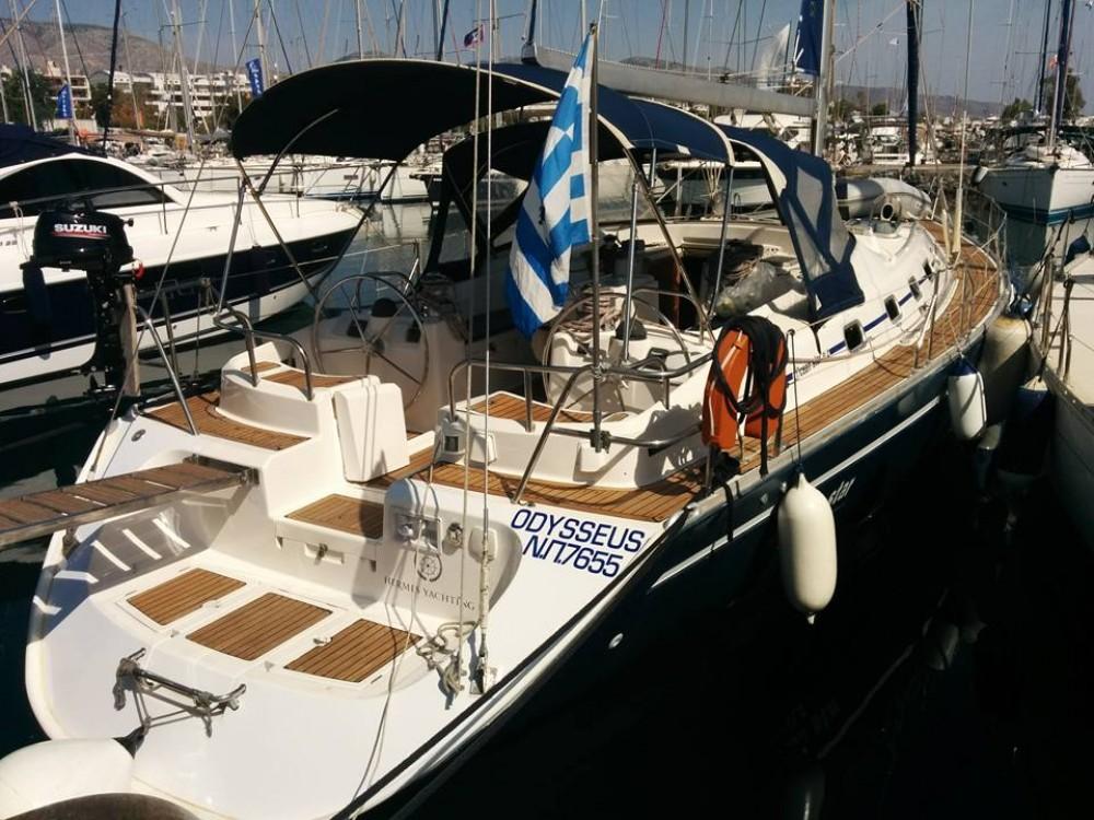 Rental Sailboat in Olympic Marina - Ocean Ocean Star 51.2