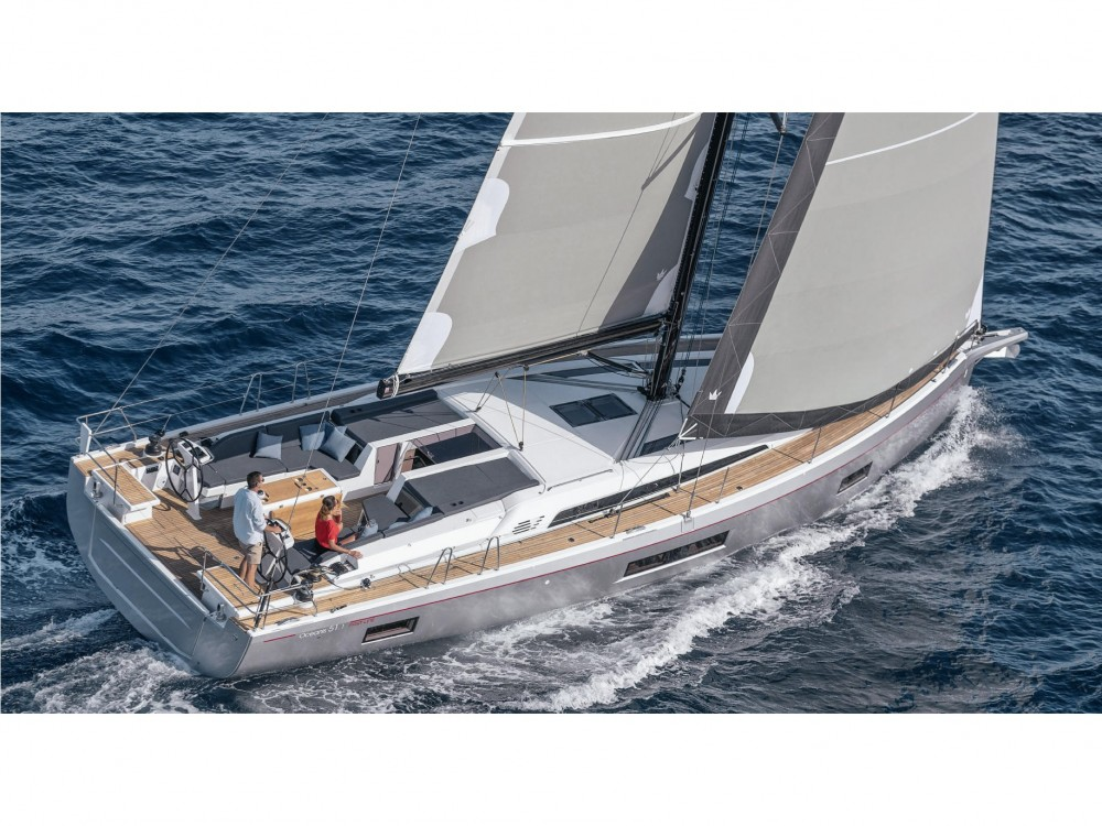 Bénéteau Oceanis 51.1 between personal and professional Olympic Marina