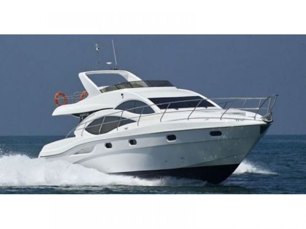 Hire Motorboat with or without skipper Gulf Craft Álimos