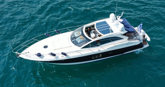 Hire Motorboat with or without skipper Absolute Lávrio