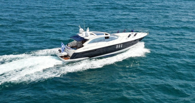 Motorboat for rent Lávrio at the best price