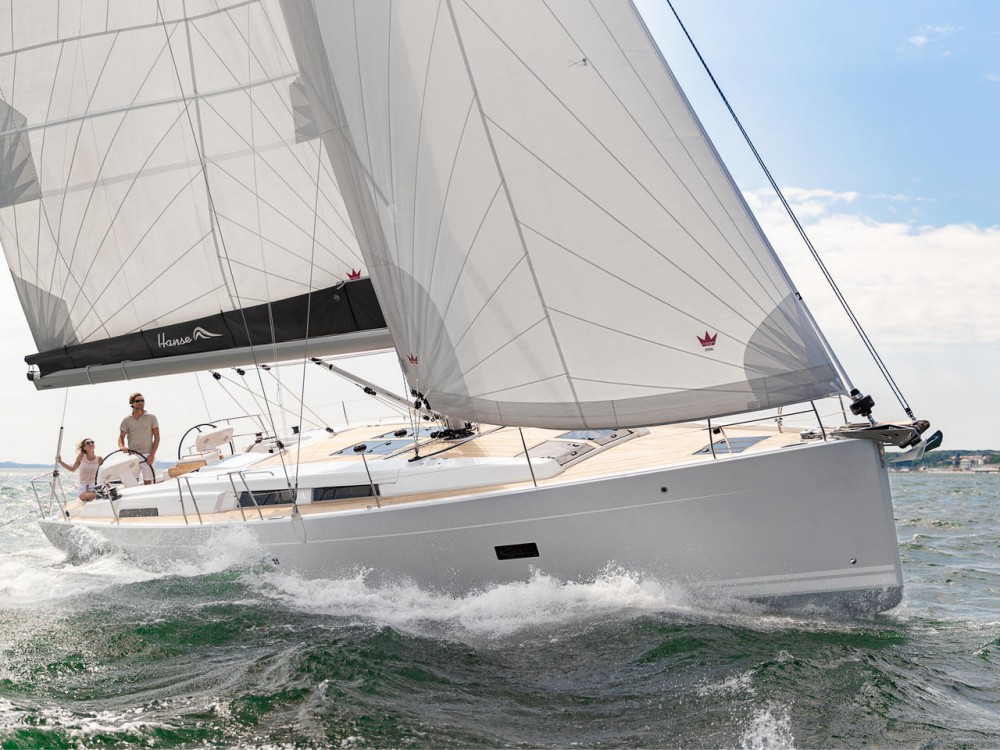 Hire Sailboat with or without skipper Hanse Préveza
