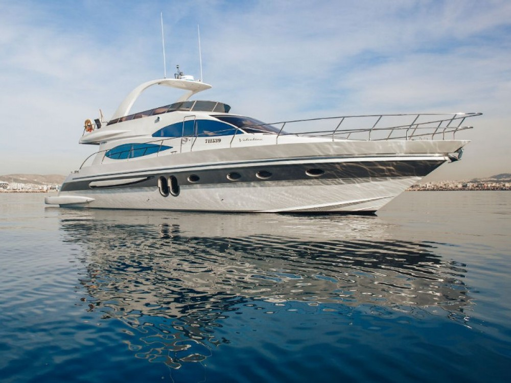 Boat rental  PR Marine 62 in Zea Marina on Samboat