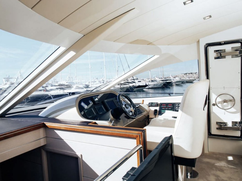 Hire Yacht with or without skipper  Zea Marina