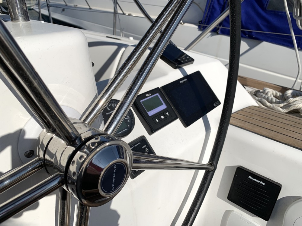 Rental yacht Prévéza - Dufour Dufour 460 Grand Large (4 cab) on SamBoat