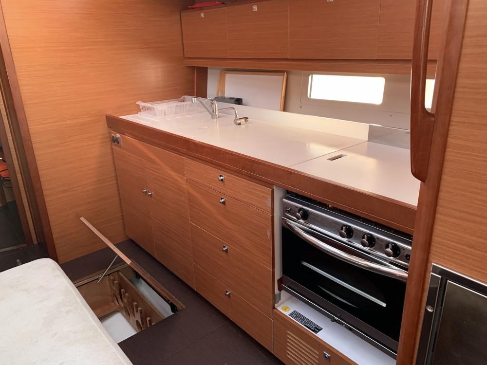 Rental Sailboat in Prévéza - Dufour Dufour 460 Grand Large (4 cab)