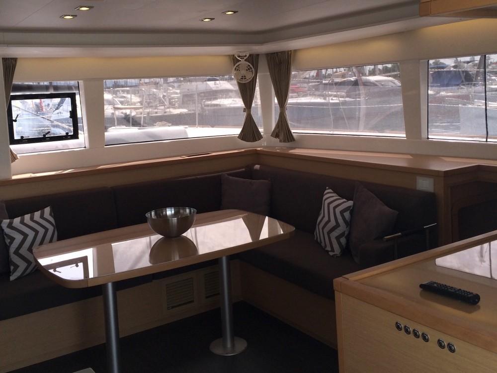 Rental Catamaran in  - Lagoon Lagoon 450  Flybridge