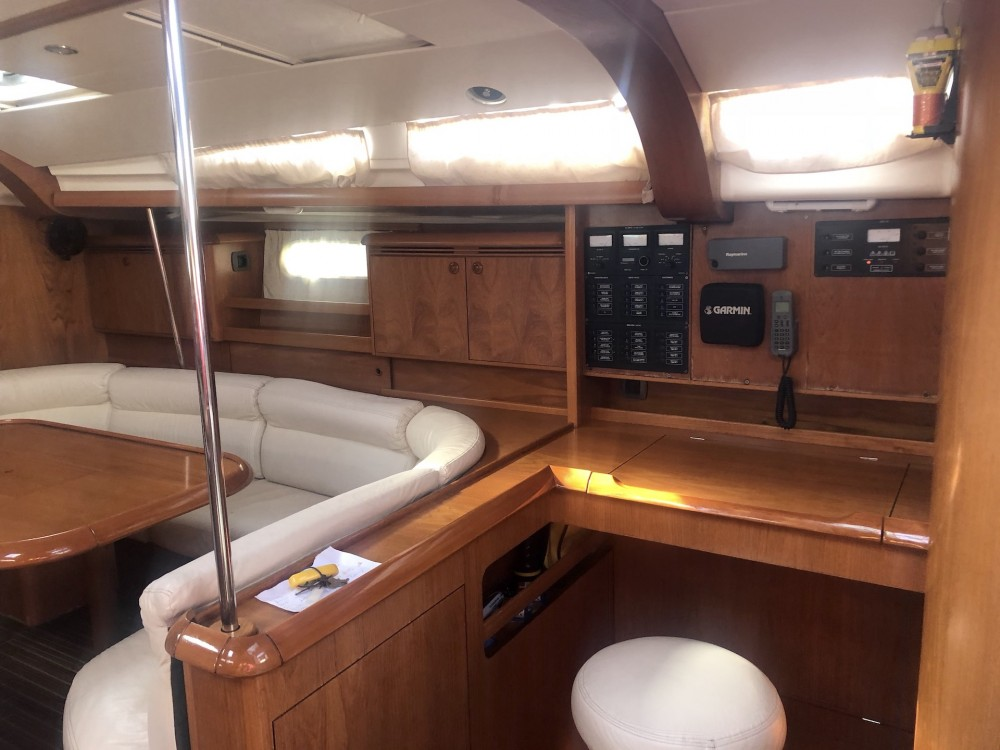 Hire Sailboat with or without skipper Jeanneau Olympic Marina