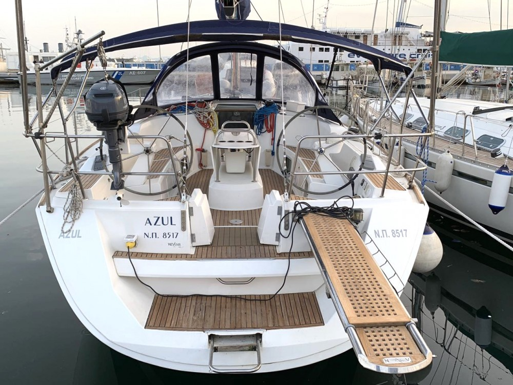 Rental Sailboat in  - Jeanneau Sun Odyssey 49