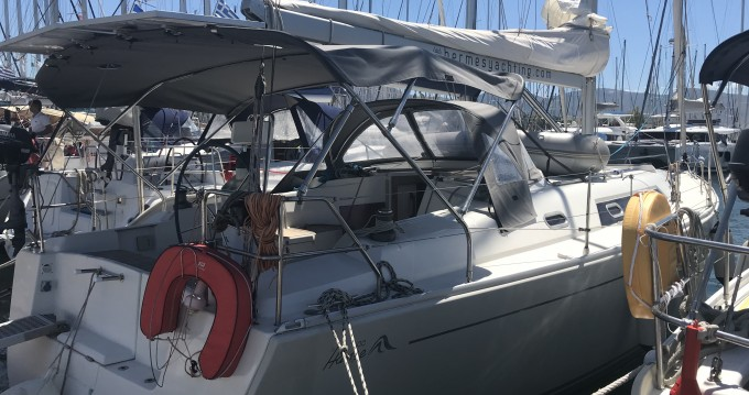 Rental yacht Préveza - Hanse Hanse 400 on SamBoat