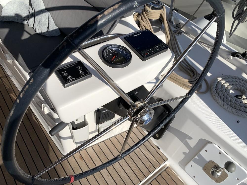 Rental yacht Préveza - Dufour Dufour 390 Grand Large on SamBoat