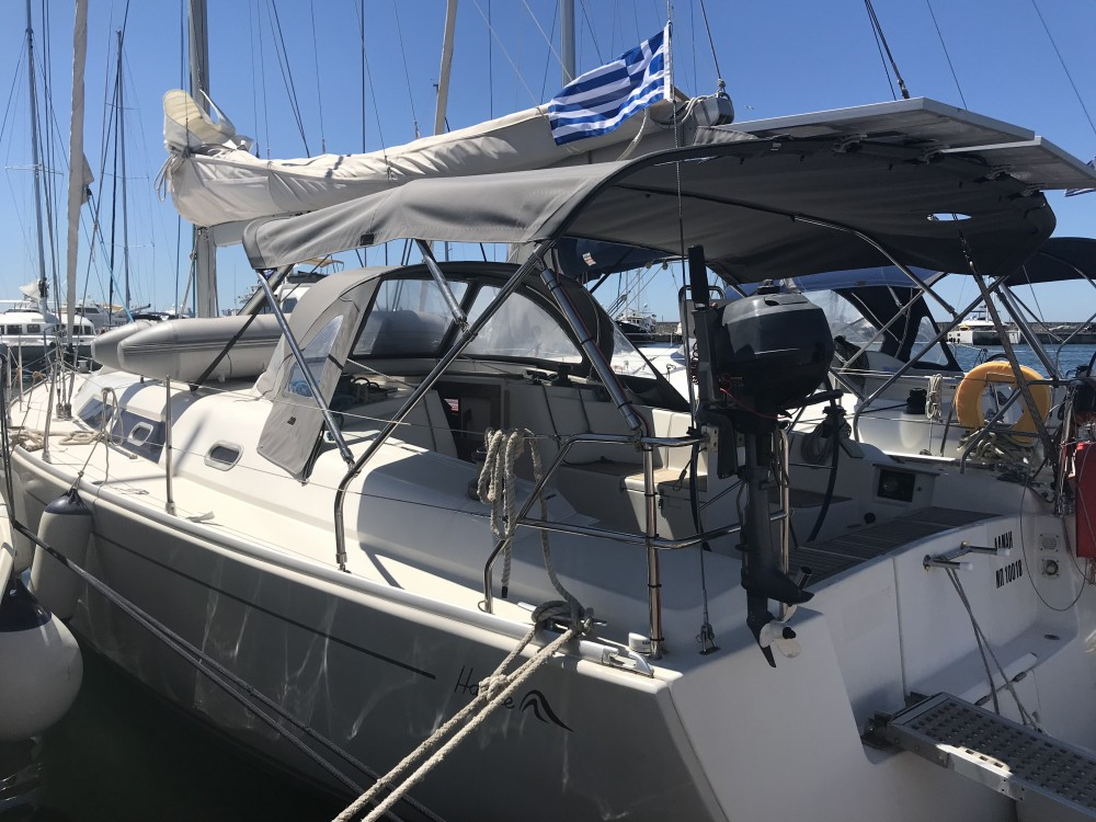 Hire Sailboat with or without skipper Hanse Laurium