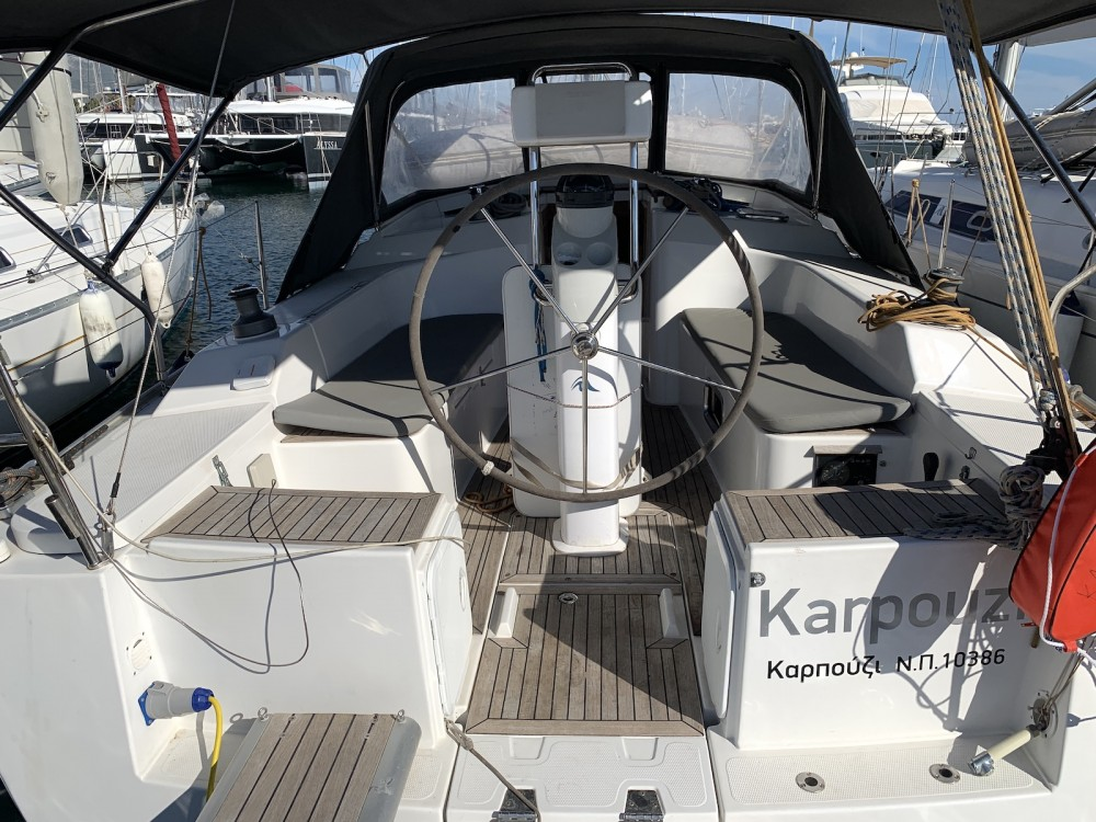 Hanse Hanse 350 between personal and professional Laurium