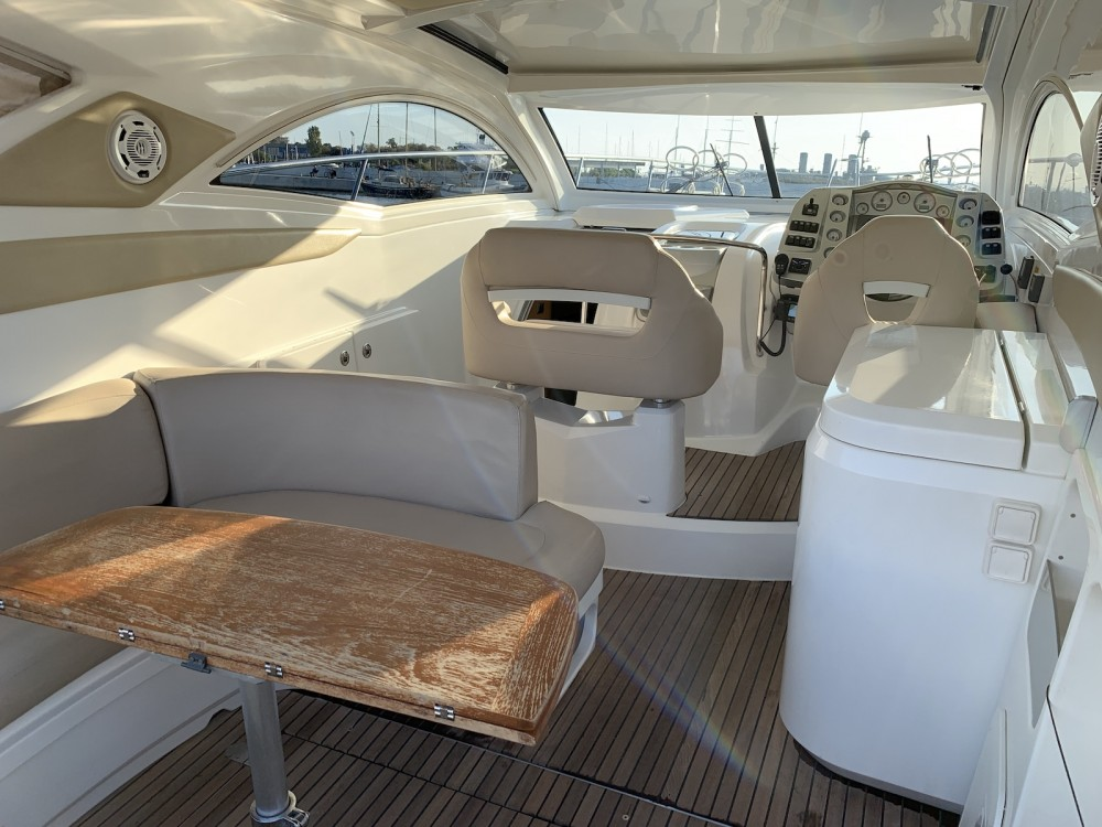 Rental yacht Olympic Marina - Bénéteau Beneteau Monte Carlo 37 ΗΤ on SamBoat