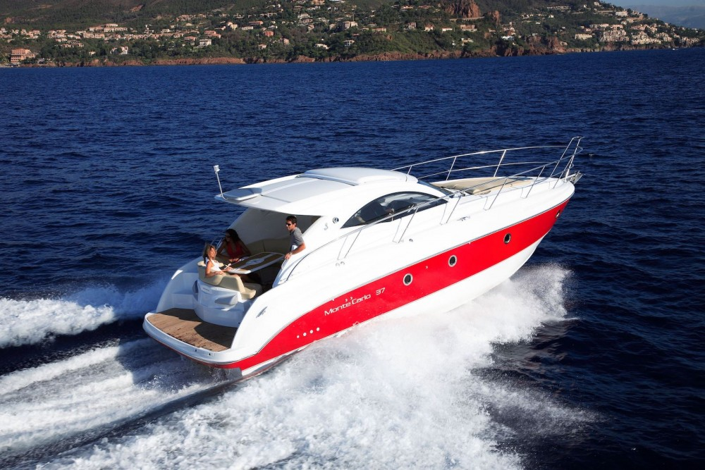 Hire Motor boat with or without skipper Bénéteau Olympic Marina