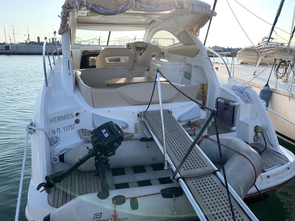 Motorboat for rent Laurium at the best price