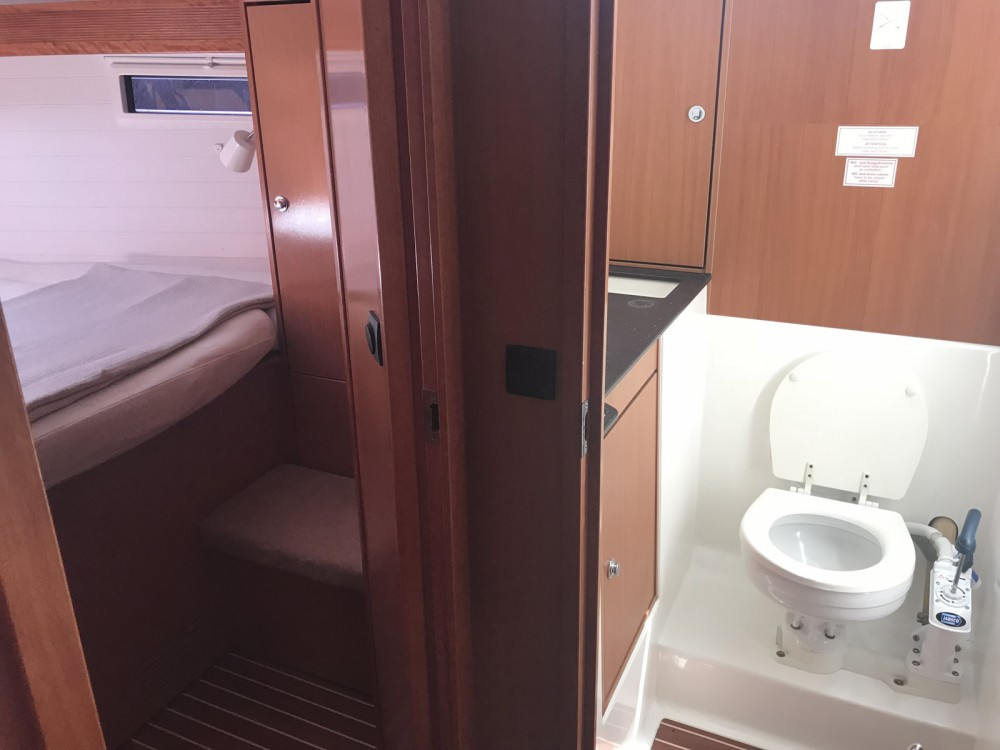 Boat rental Bavaria Bavaria Cruiser 45 in  on Samboat