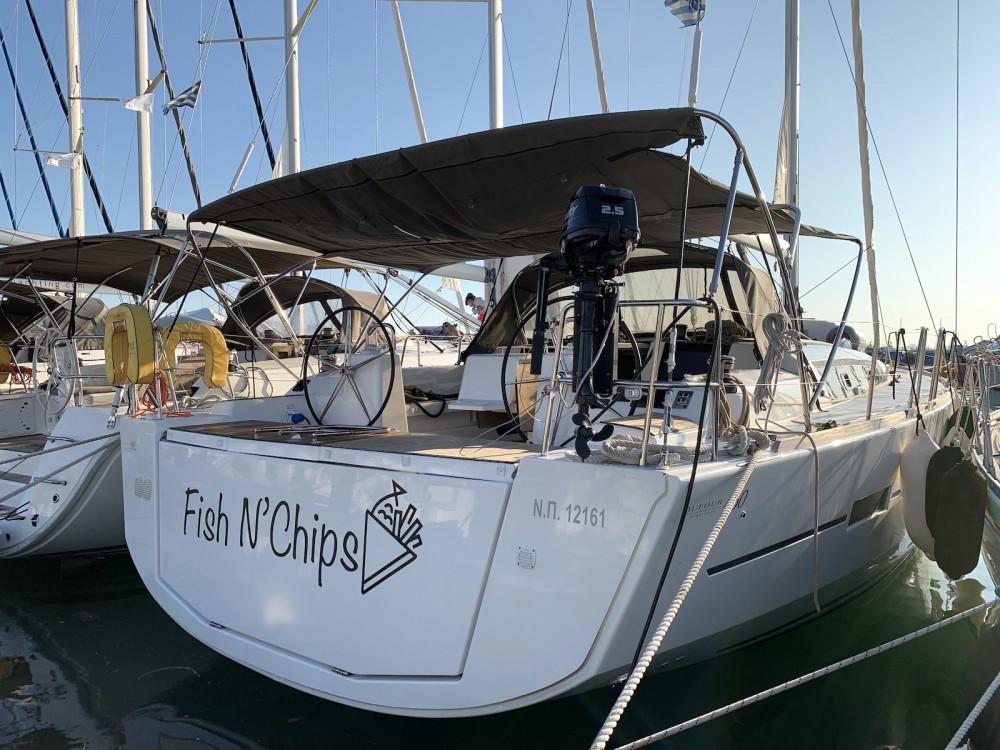 Rental yacht Préveza - Dufour Dufour 460 Grand Large (5 cab) on SamBoat