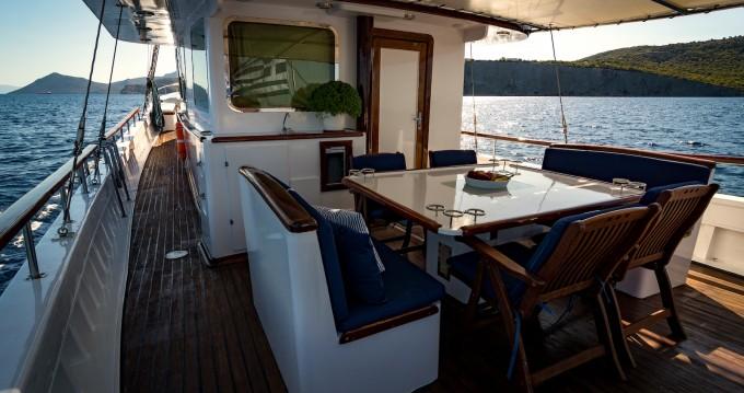 Rental Sailboat in Alimos -  Joanna K
