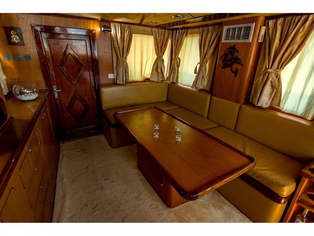 Boat rental Alimos Marina cheap Joanna K