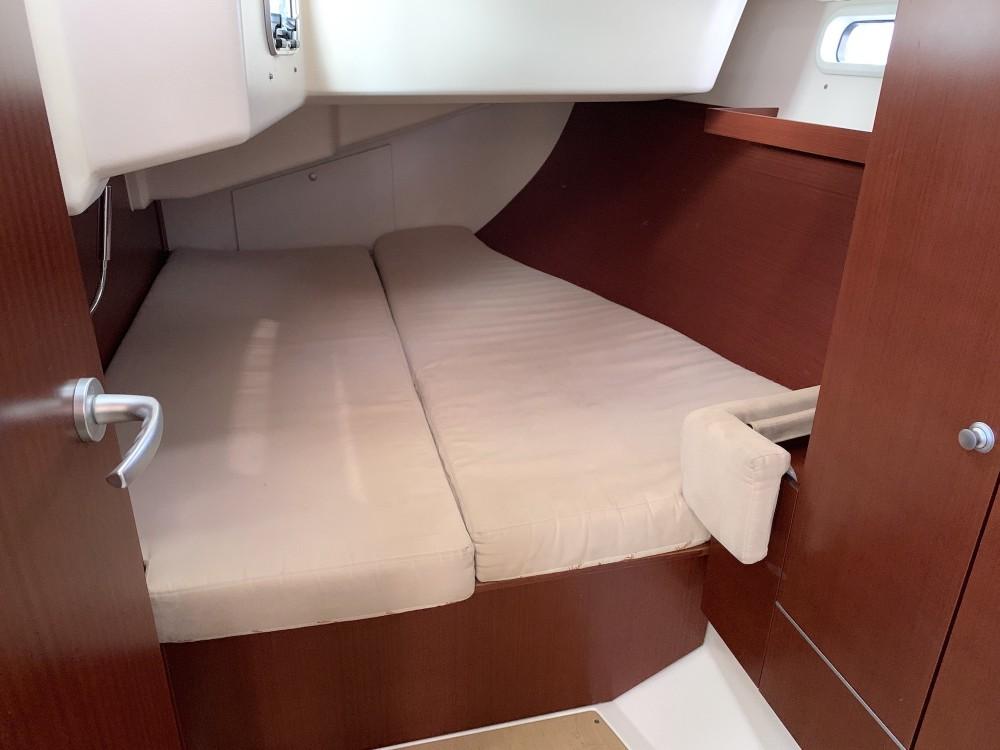 Boat rental Lávrio cheap Hanse 415