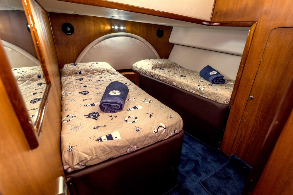 Hire Sailboat with or without skipper  Álimos