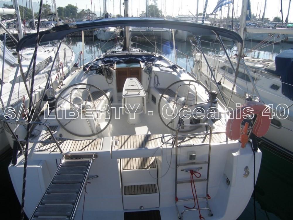 Rental yacht Olympic Marina - Bénéteau Oceanis 40 on SamBoat