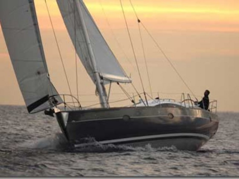 Rent a Elan Elan 514 Impression Olympic Marina